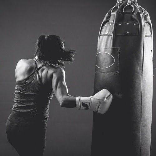 Картинки на аву девушки бокс