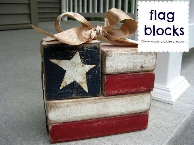 Flag Blocks