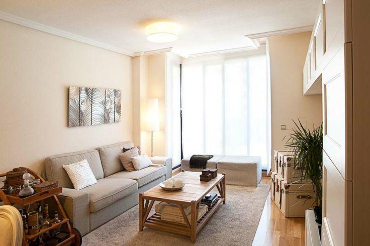 143 best proyectos vivienda images on pinterest dark madrid and apartment therapy - Pisos en barrio del pilar ...
