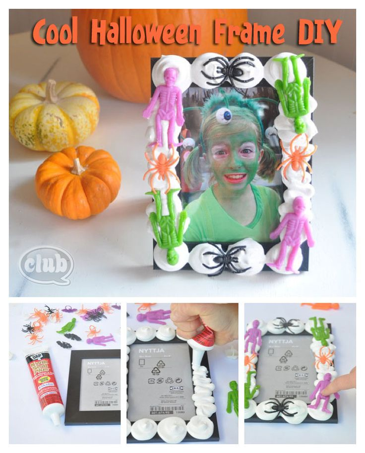 25+ best ideas about Halloween picture frames on Pinterest ...