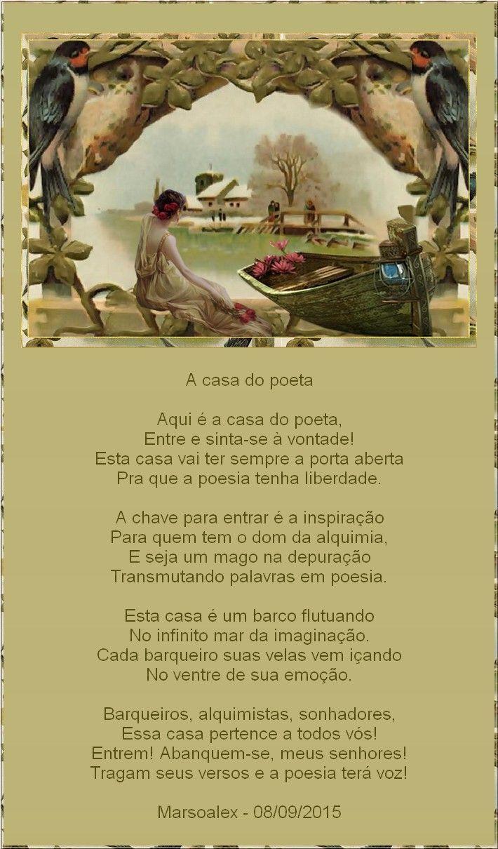 Página principal - Casa dos Poetas e das Poesias