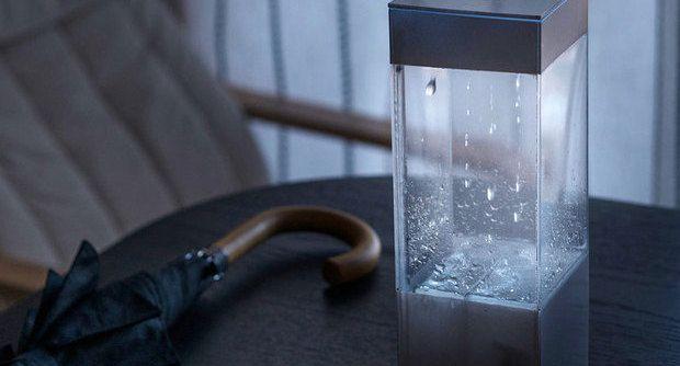 Le previsioni meteo riprodotte in una scatola sul tuo comodino. si chiama Temposcope ed è un nuovo esempio di come la tecnologia stia realmente entrando nel futuro.