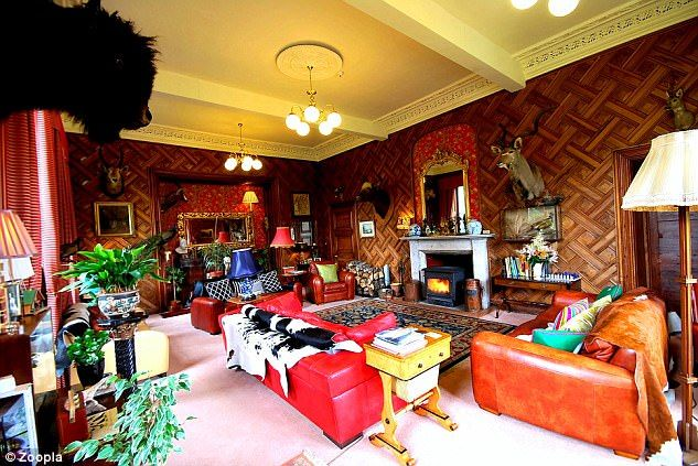 The sale of the multi-million pound historic property is being handled by Asset Properties...