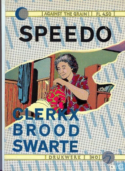 Strips - Speedo (tijdschrift) - Speedo 5