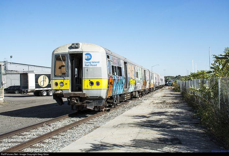 LI 9812 Long Island Railroad Budd M3 at Long Island City, New York by Greg Grice