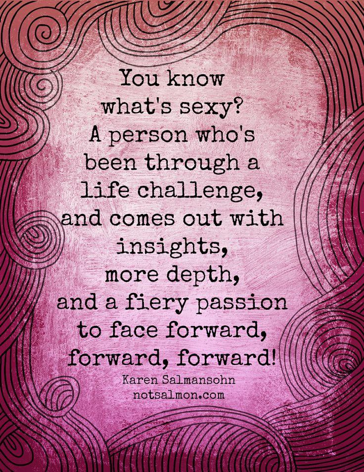 You know what's #sexy? Read this... @notsalmon Karen Salmansohn Karen Salmansohn Karen Salmansohn #bounceback  #provestra