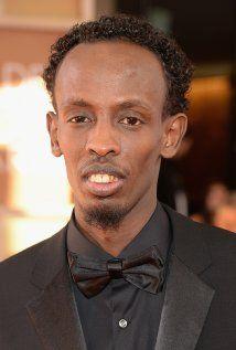 Barkhad Abdi Picture (Captain Phillips)