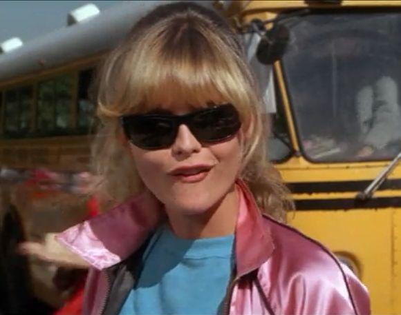 Michelle Pfeiffer In Grease 2 Michelle Pfeiffer Grease
