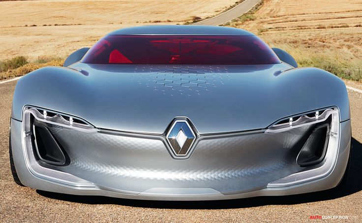 Renault Unveils Trezor GT Concept in Paris