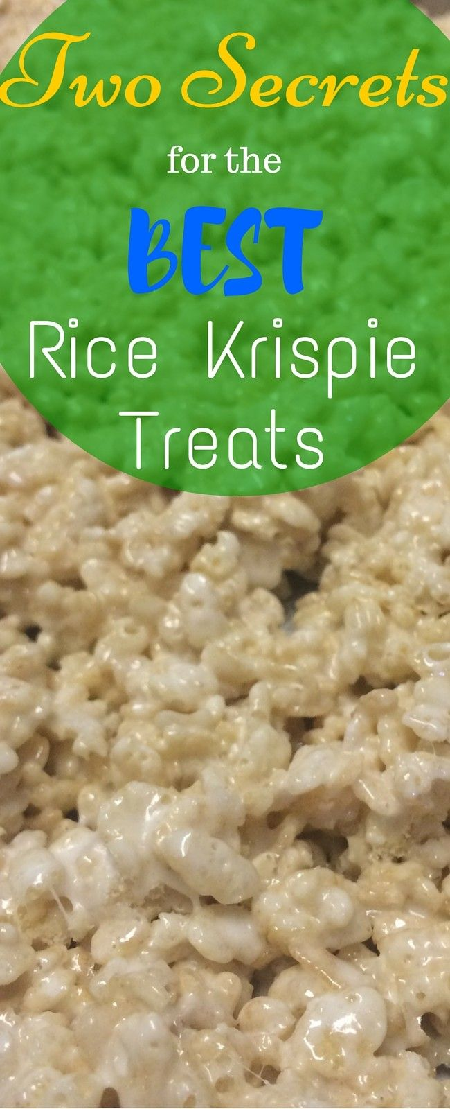 Every kid's favorite dessert (at least at my house) has to be Rice Krispie treats! The ingredients for this family favorite are easy to keep on hand, and I have found generic crisp rice cereal and marshmallows work just as well as the name brands. I've developed a couple of tweaks to the original recipe …