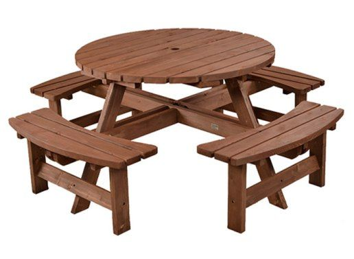 Innovative Picnic Tables For Outdoor Picnics And Events