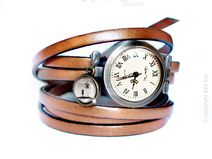 Star Girl i Kiwi - bransoletka zegarek