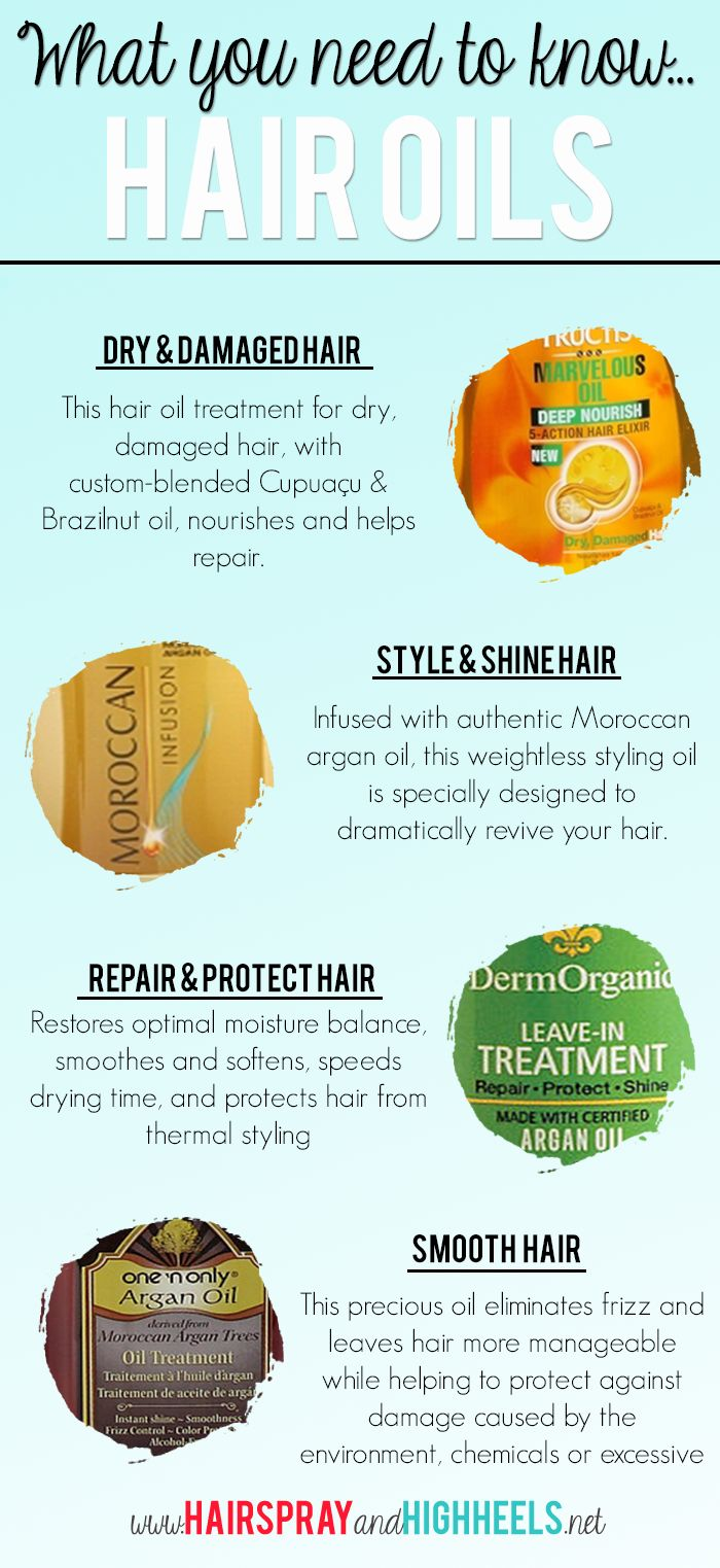 The Best Hair Oils! Everything you need to know about why you need a hair oil in your routine & why!