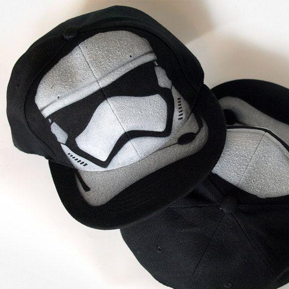 Sombrero del Snapback de casco STORM TROOPER Soldado de