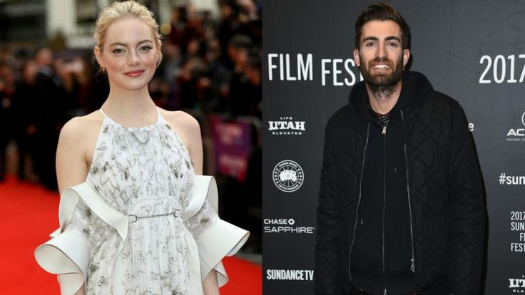 Emma Stone Dating 'Saturday Night Live' Writer Dave McCary | Entertainment Tonight