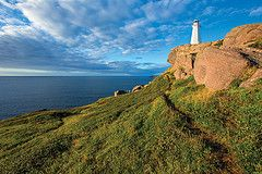 Cape Spear Lighthouse National Historic