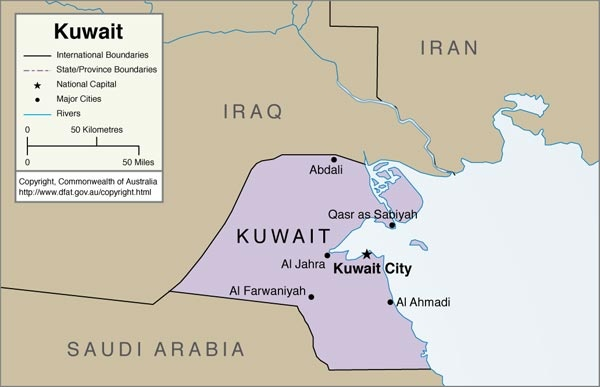 May every city in Kuwait be filled with residents and visitors believing and making known the teaching of Jesus.
