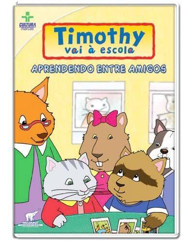 Timothy vai á escola