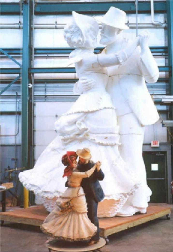 Images about foam sculptures on pinterest art