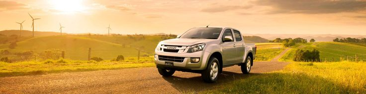 The all-new Isuzu D-Max LS Double Cab ute combines power, technology, performance and over 50 years of experience in ute development to redefine the category.