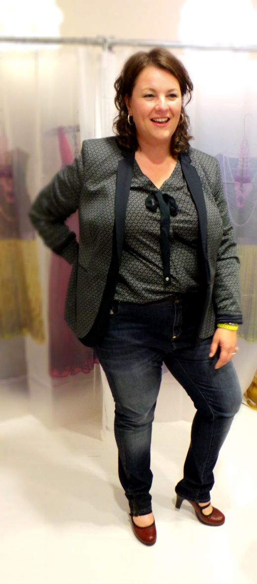 DYANNE+, dyanne beekman, grote maten mode