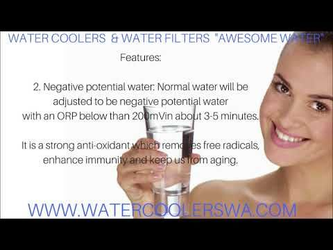 ALKALINE WATER STICKS