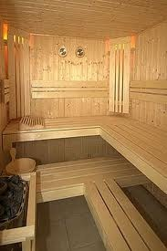 Dream Sauna In My House ..