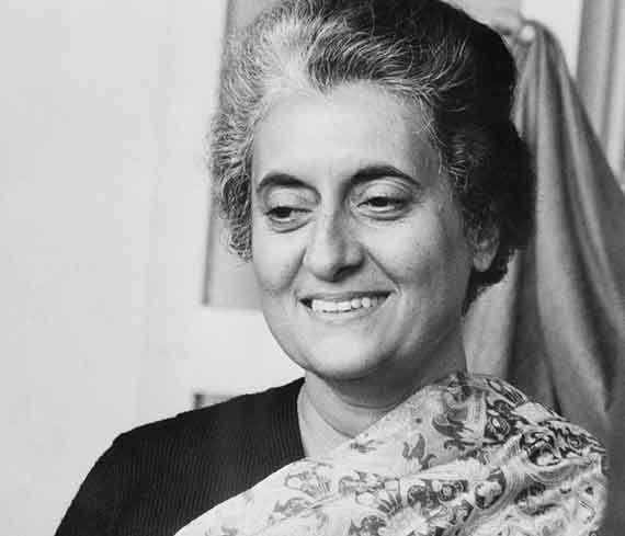 Indira Gandhi #IndianFreedomFighters