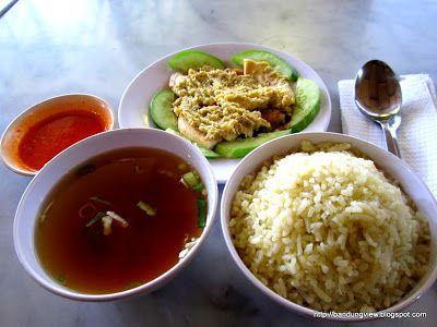 Nasi Hainan Ayam Jahe -Kafetaria 170