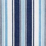 Deck Chair Stripe Denim Ivory
