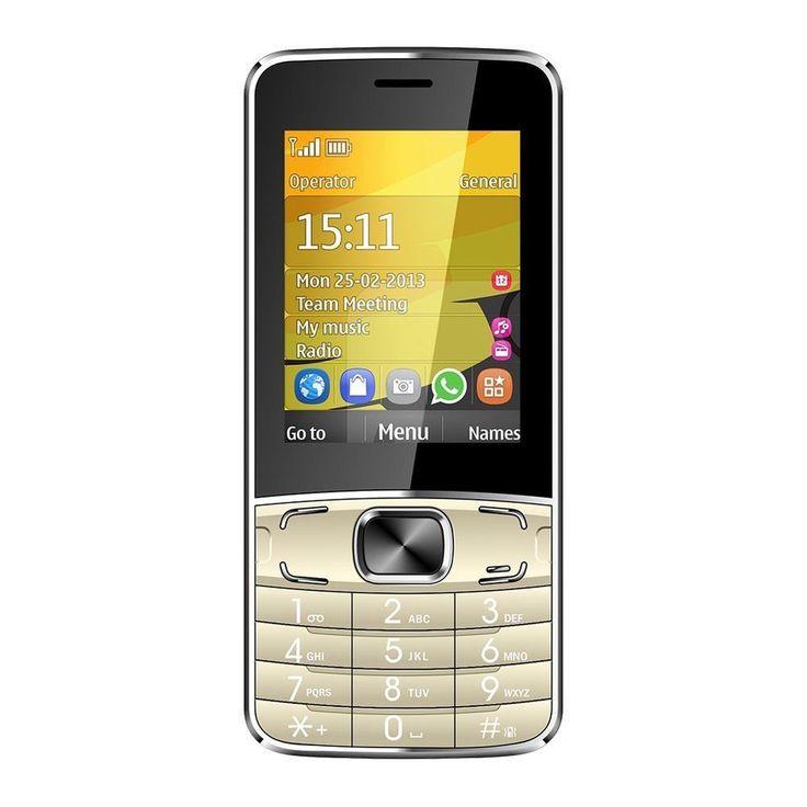 Big Button Mobile Phone For Elderly - Unlocked Mobile Phone, SOS Mobile Phone