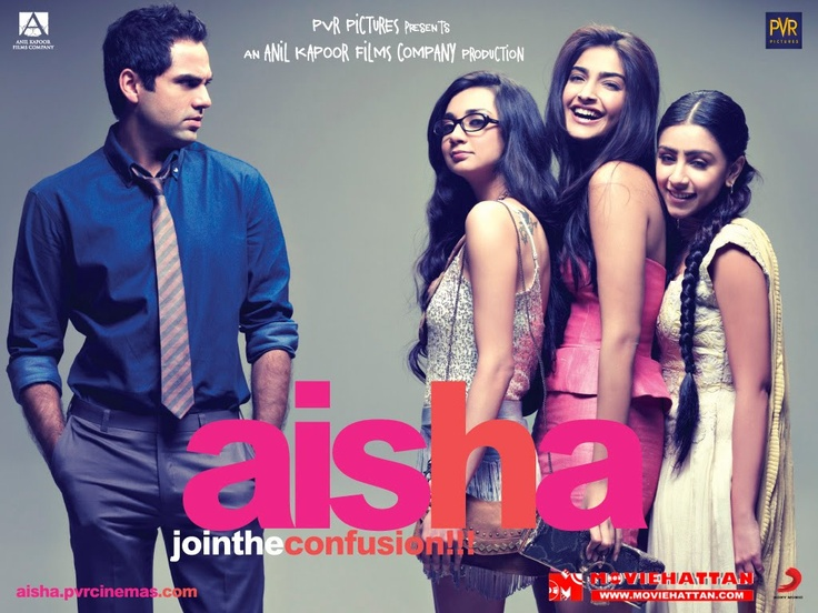 Aisha - Music Review - Movie Reviews, Bollywood Movies Review, Hollywood Movie Review,Bollywood Hindi Movie & Music