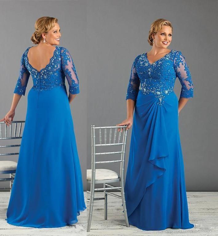 Vestidos Para as Mães da Noiva
