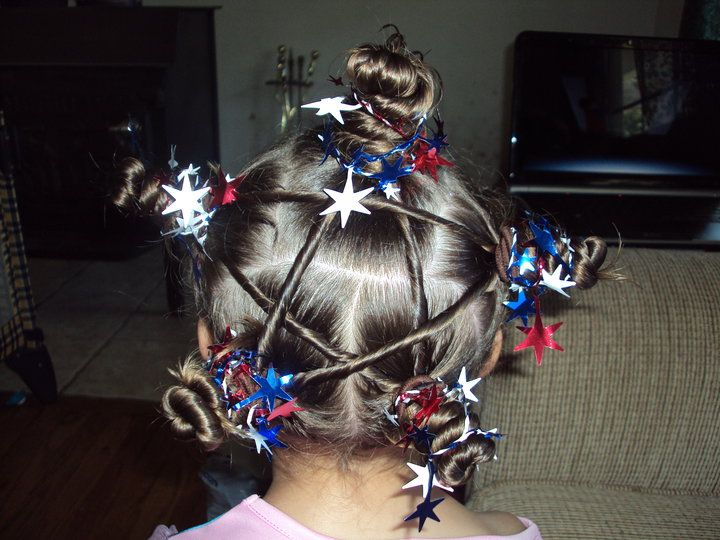 Find this Pin and more on Fourth Of July Hairstyles. - 50 Best Fourth Of July Hairstyles Images On Pinterest