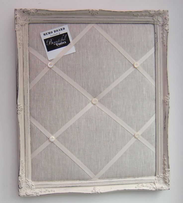 28 best Framed Memo and Pin Boards images on Pinterest Bulletin - notice memo