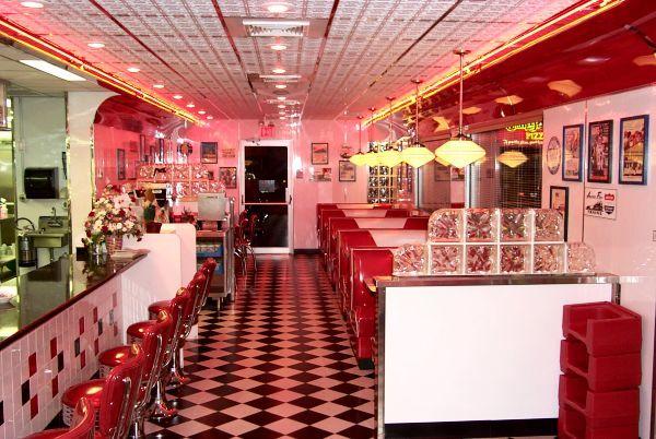 Diner 23 Restaurant in Waverly, Ohio