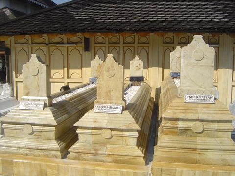 The Tomb of Demak Kingdom's Family, Indonesia
