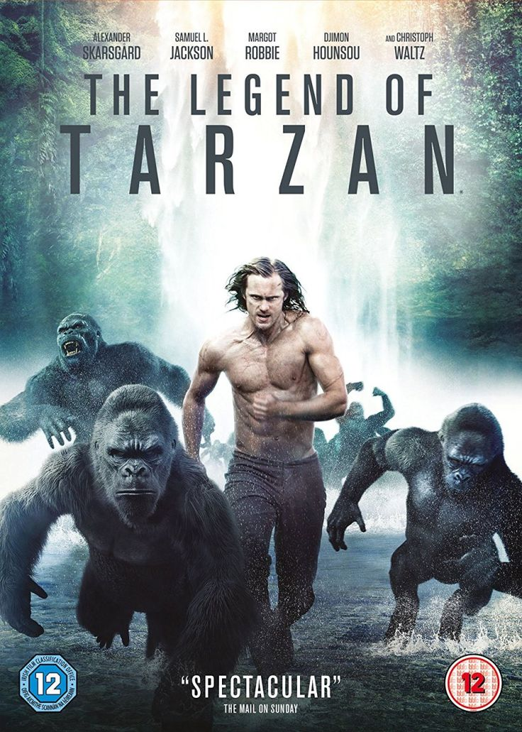 'The Legend of Tarzan' Review - Needs More Jungle Action