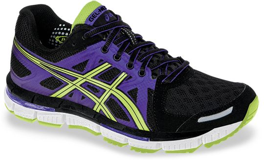 Yes, I bought another pair of running shoes. Forever Asics.