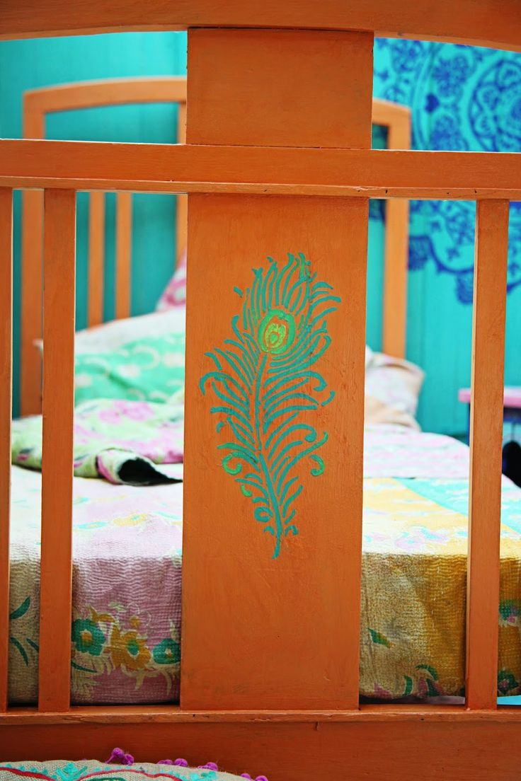 janice issitt life style: Painters In Residence Moroccan Boho Bedroom