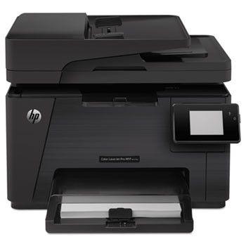 Color Laserjet Pro M177 Wi Fi Multifunction Laser Printer Copy