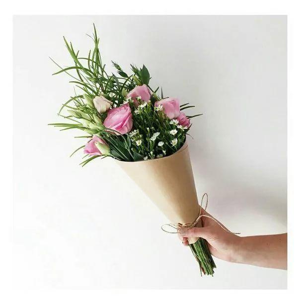 Профессиональные букет из цветы маленькие, цветов хризантема