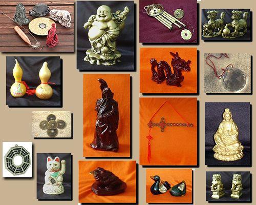 Amuletos para armonizar el Hogar,Feng Shui .:: Línea Mística
