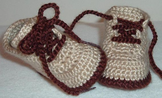 PDF Crochet Pattern for these cute little boots