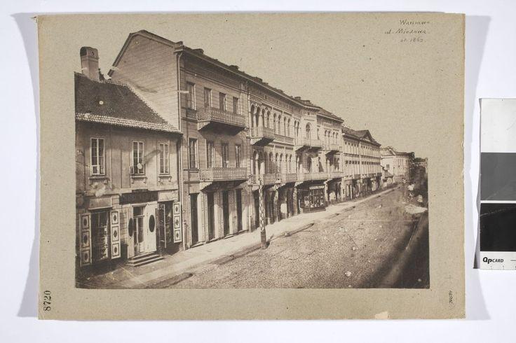 Karol Beyer Warsaw 1860