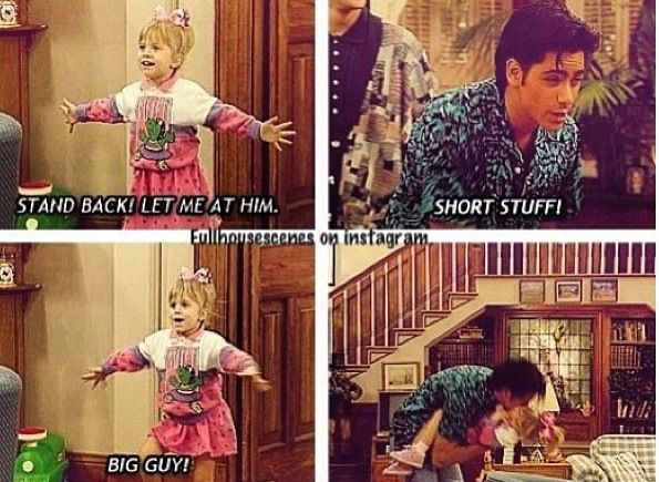 Full House love uncle Jessie