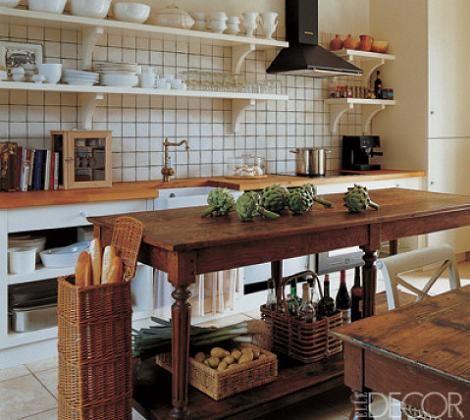 Decoracion cocinas casa colonial buscar con google casas colonial pinterest beautiful - Encimeras rusticas ...