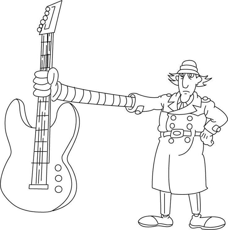 Les 10 meilleures images du tableau inspector gadget inspecteur gadget sur pinterest - Inspecteur gadget dessin anime ...