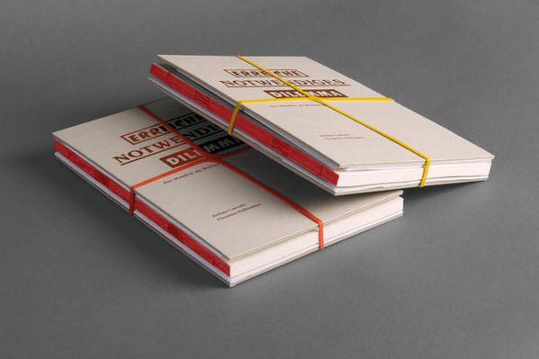 Reach Essential Dilemma. The Manifesto as a Tool. by c / s, via Behance