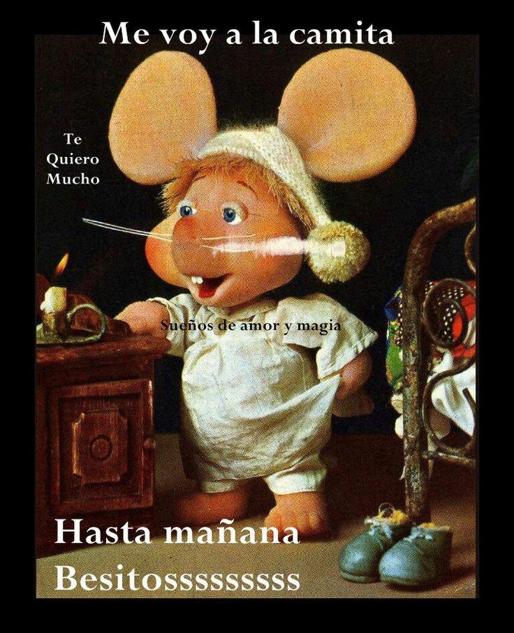 Topo Gigio Buenas Noches